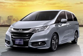 All New Honda Odyssey 1