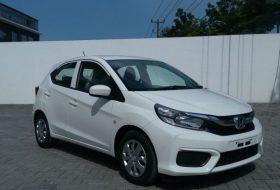 New Honda Brio di Mataram Lombok Ntb