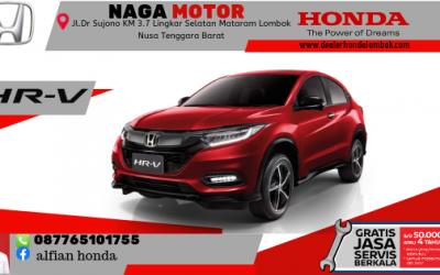 Harga Honda HR-V Lombok Mataram Ntb