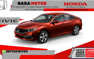 Harga Honda Civic Lombok Mtaram
