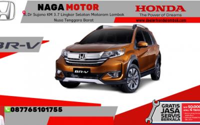 Harga Honda Br-v Lombok Mataram Ntb