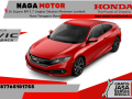 Harga New Civic Hatch Back Lombok Mataram Ntb