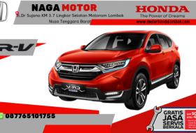 Harga Honda Crv Lombok Mataram Ntb