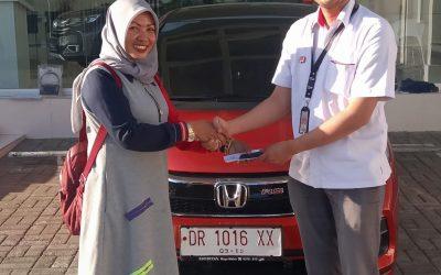 Delivery Order Honda Lombok