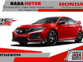 Honda civic Type R lombok mataram ntb